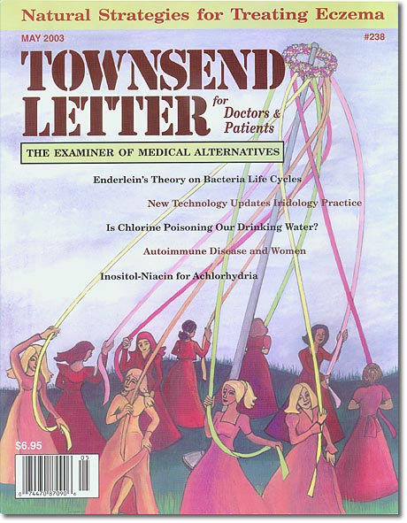 May 2003 cover