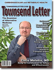 May 2018 issue alternative medicine magazine